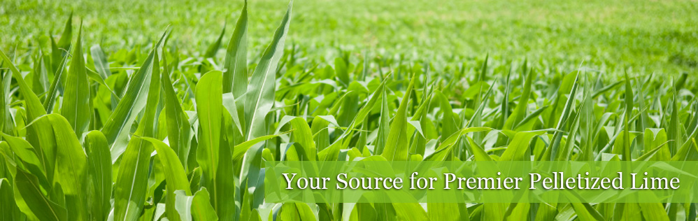 Your source for premier pelletized lime