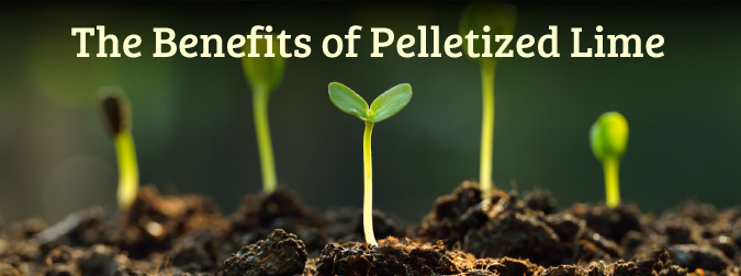 benefits of pelletized lime
